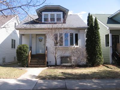 Chicago Single Family Home New: 5725 North Melvina Avenue