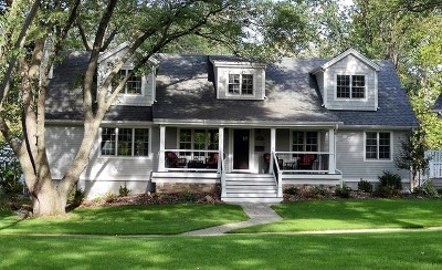 Glen Ellyn Single Family Home For Sale: 920 Oxford Road