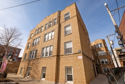 Condo/Townhouse New: 744 West Melrose Street #G