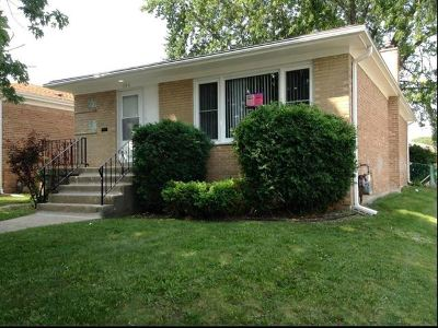 Calumet City Single Family Home New: 586 Calhoun Avenue