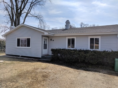 McHenry Single Family Home For Sale: 303 West Pleasant View Drive