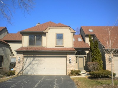 Schaumburg Condo/Townhouse For Sale: 104 Chatsworth Circle