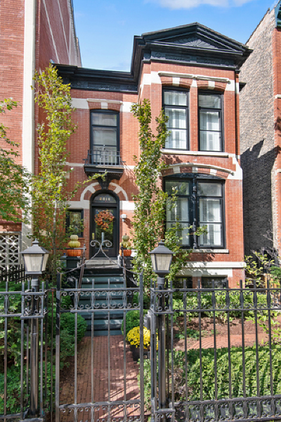 Chicago Single Family Home New: 2018 North Orleans Street