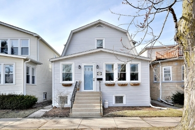 Chicago Multi Family Home New: 6354 West Hermione Street