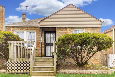 Chicago Single Family Home New: 9805 South Maryland Avenue