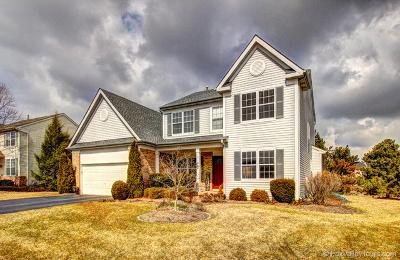 North Aurora Single Family Home Contingent: 1464 Fechner Circle