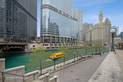 Chicago Condo/Townhouse New: 401 North Wabash Avenue #2102