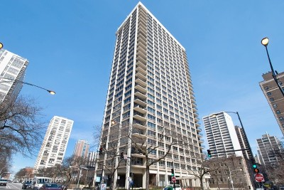 Chicago Condo/Townhouse New: 88 West Schiller Street #1906