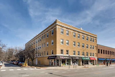 Condo/Townhouse New: 1347 West Eddy Street #403