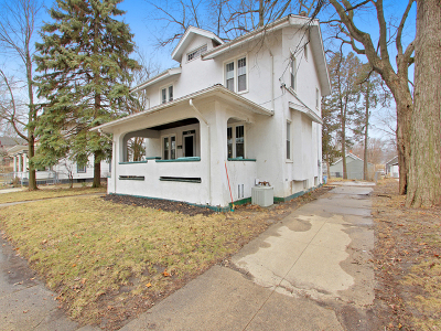 Bloomington IL Single Family Home New: $112,500