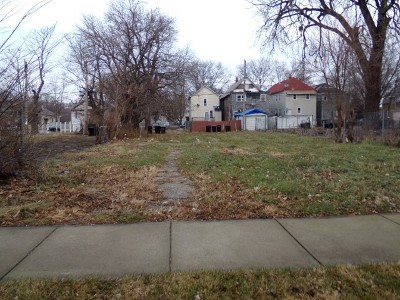 Chicago Residential Lots & Land New: 658 West 62nd Street