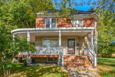 Chicago Multi Family Home New: 432 West Winneconna Parkway