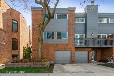 Chicago Condo/Townhouse New: 2133 North Magnolia Avenue #A