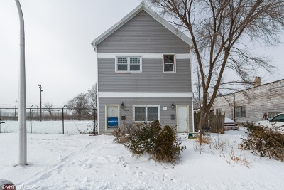 Chicago Multi Family Home New: 8538 South Greenbay Avenue