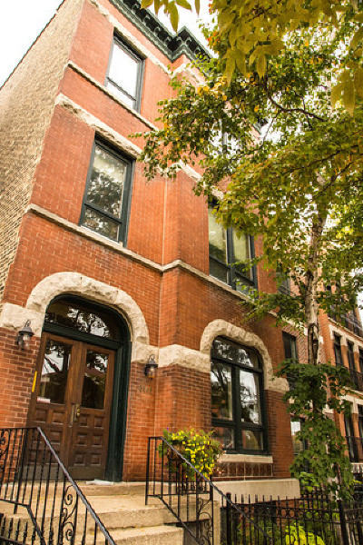 Chicago Condo/Townhouse New: 2646 North Seminary Avenue #3