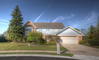 Palatine Single Family Home New: 2501 Arlingdale Drive