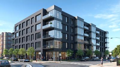 Condo/Townhouse New: 14 North Bishop Street #506
