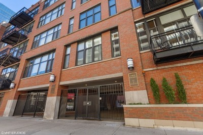 Condo/Townhouse New: 333 West Hubbard Street #502