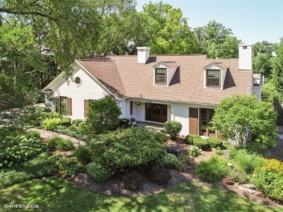 Du Page County Single Family Home For Sale: 433 East 6th Street