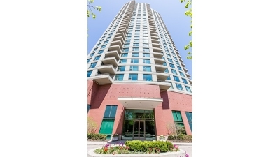 Chicago Condo/Townhouse New: 501 North Clinton Street #2605