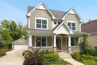 Hinsdale IL Single Family Home New: $795,000