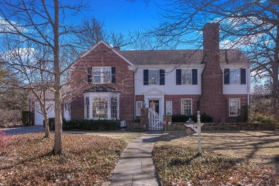 Evanston Single Family Home For Sale: 222 Dempster Street