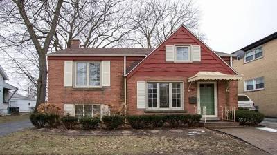 Riverside Single Family Home For Sale: 95 East Burlington Street
