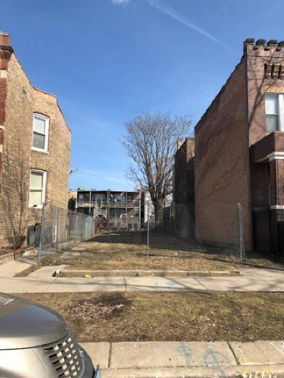 Chicago Residential Lots & Land New: 6243 South Langley Avenue