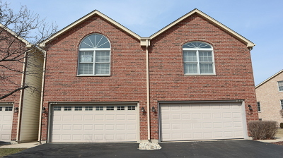 McHenry Condo/Townhouse For Sale: 5838 Fieldstone Trail #5838