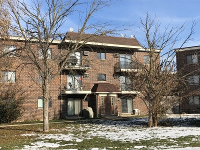 Du Page County Condo/Townhouse New: 955 North Rohlwing Road #101B