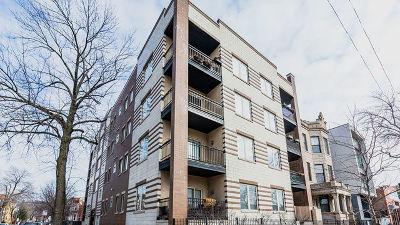 Chicago Condo/Townhouse New: 1225 North California Avenue #4A