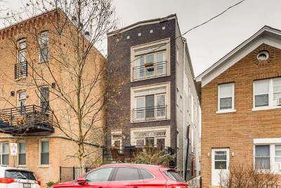 Condo/Townhouse New: 908 North Paulina Street #1F