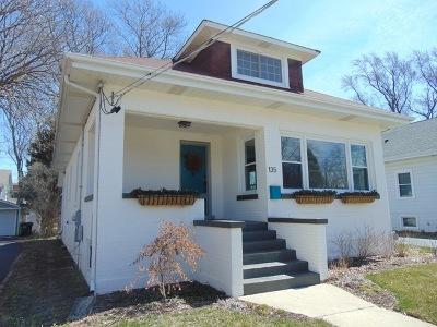 Palatine Single Family Home New: 135 North Cedar Street