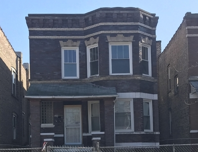 Chicago Multi Family Home New: 139 North Long Avenue