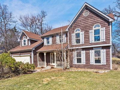 Lisle Single Family Home Price Change: 2100 Oak Hill Drive