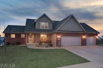 Bloomington IL Single Family Home New: $274,900