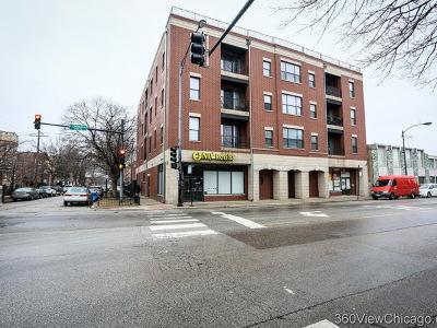 Condo/Townhouse For Sale: 5300 North Lincoln Avenue #4D