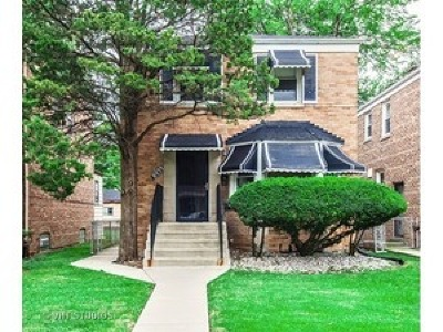 Chicago Single Family Home New: 8935 South Laflin Street