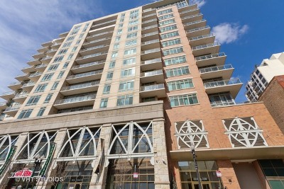 Condo/Townhouse New: 230 West Division Street #801