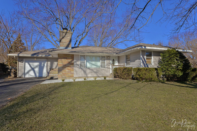 McHenry Single Family Home New: 611 South Meadow Road