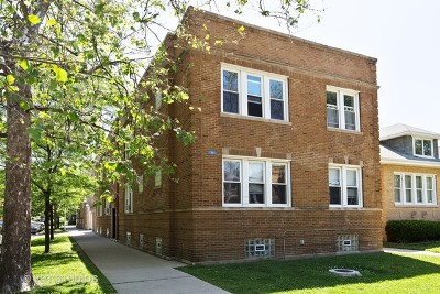 Multi Family Home New: 5459 North Spaulding Avenue