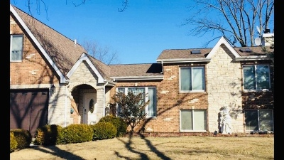 Hickory Hills Single Family Home For Sale: 8733 South 84th Avenue