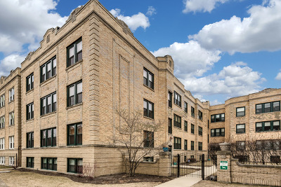 Condo/Townhouse New: 4041 North Mozart Street #2