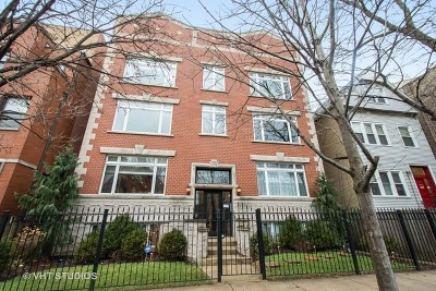 Condo/Townhouse New: 3328 North Sheffield Avenue #1S