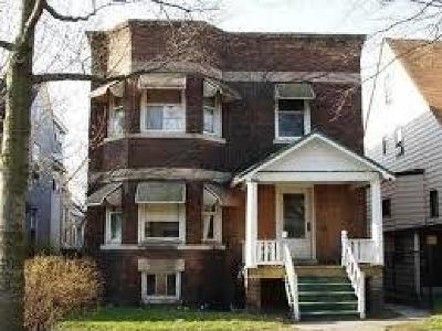 Evanston Multi Family Home For Sale: 1116 Garnett Place
