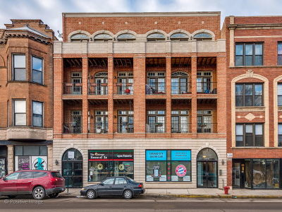 Condo/Townhouse New: 1414 West Irving Park Road #3E