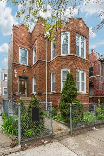 Chicago Multi Family Home New: 6526 North Ashland Avenue