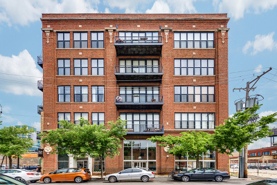 Condo/Townhouse New: 215 North Aberdeen Street #308A