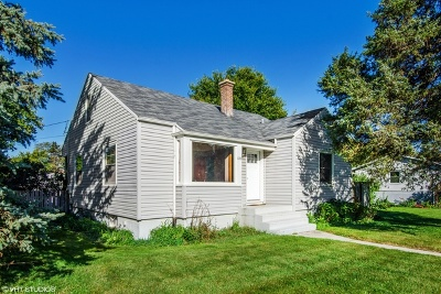 West Chicago Single Family Home For Sale: 650 South Neltnor Boulevard