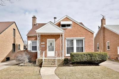 Chicago Single Family Home New: 4823 North Mulligan Avenue